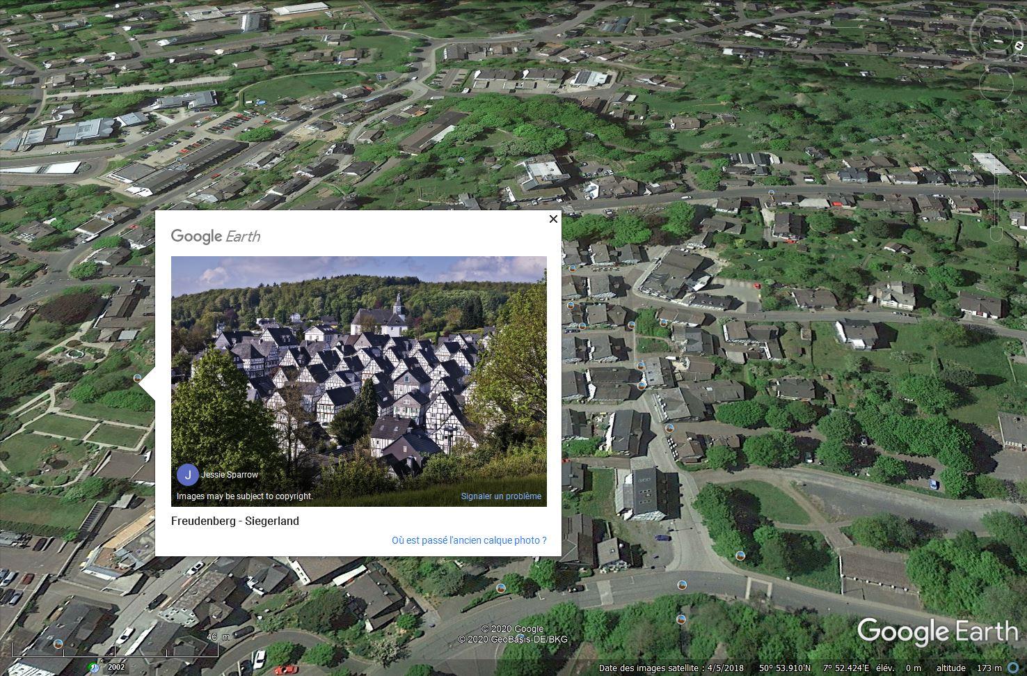 Fonds d'écran de Bing.com géolocalisés Tsge1518