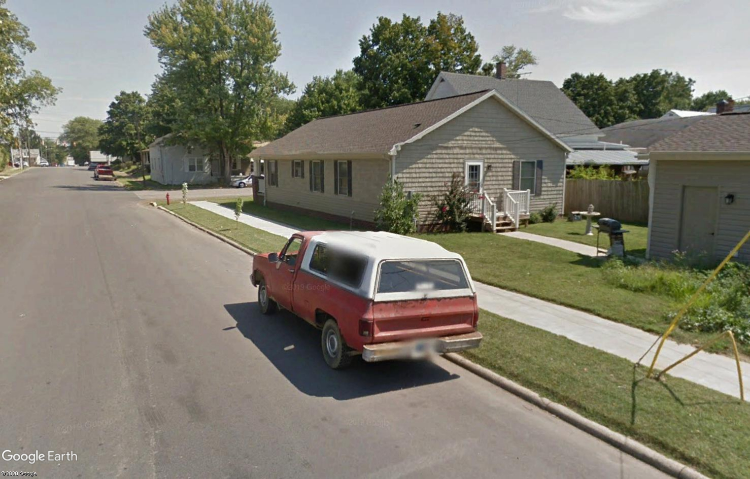 STREET VIEW : les vieilles voitures américaines - Page 5 Tsge1536