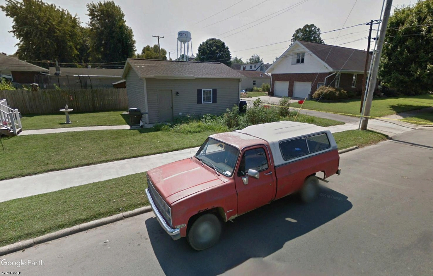 STREET VIEW : les vieilles voitures américaines - Page 5 Tsge1537