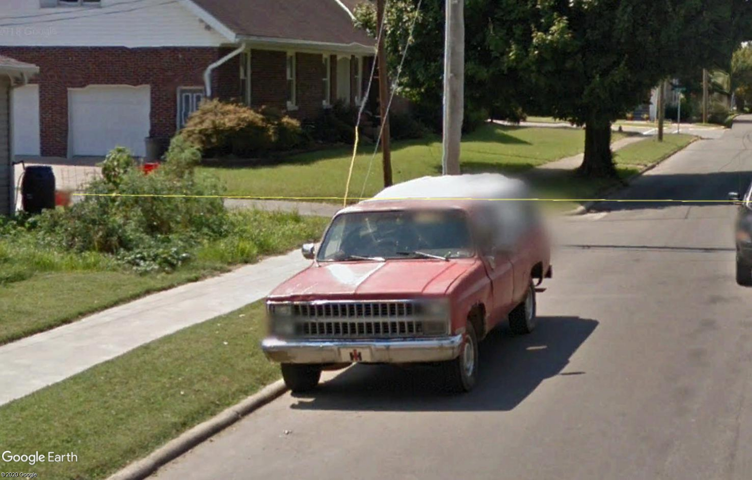 STREET VIEW : les vieilles voitures américaines - Page 5 Tsge1538