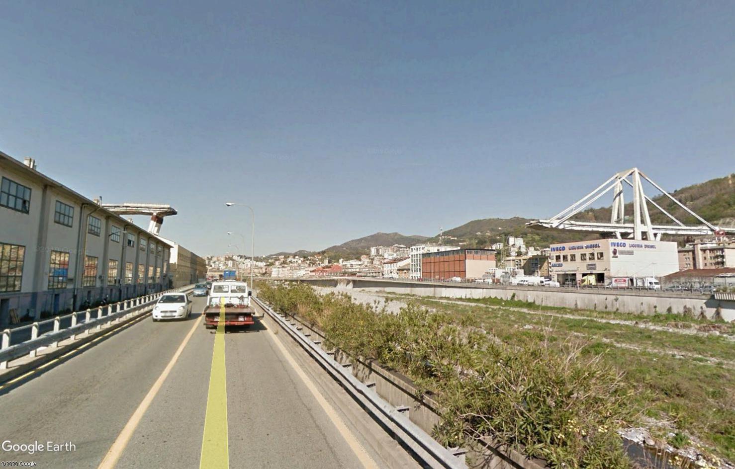 [Bientôt visible sur Google Earth] - Le pont Morandi, Gênes Tsge1601