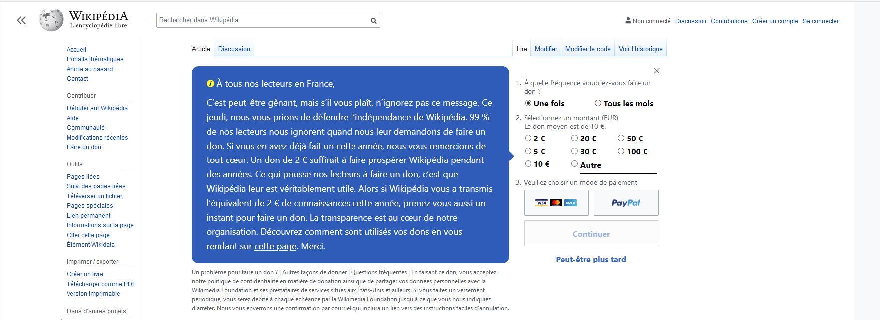 Soutien financier à Wikipedia [Le village de TSGE] Tsge1690
