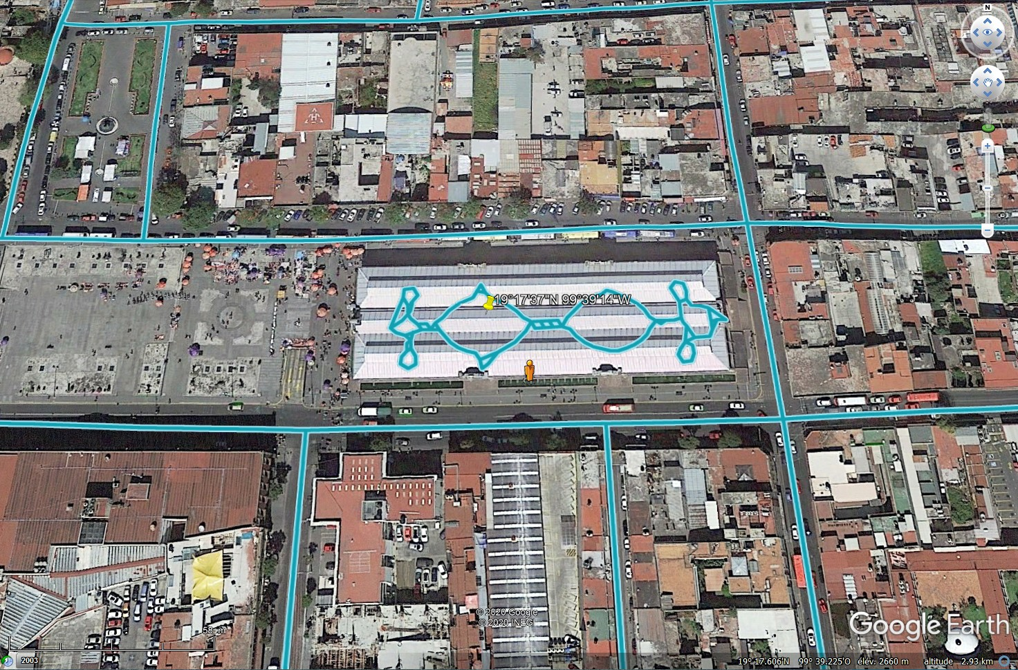 [résolu] Street View ne s'affiche plus dans Google Earth Tsge1722