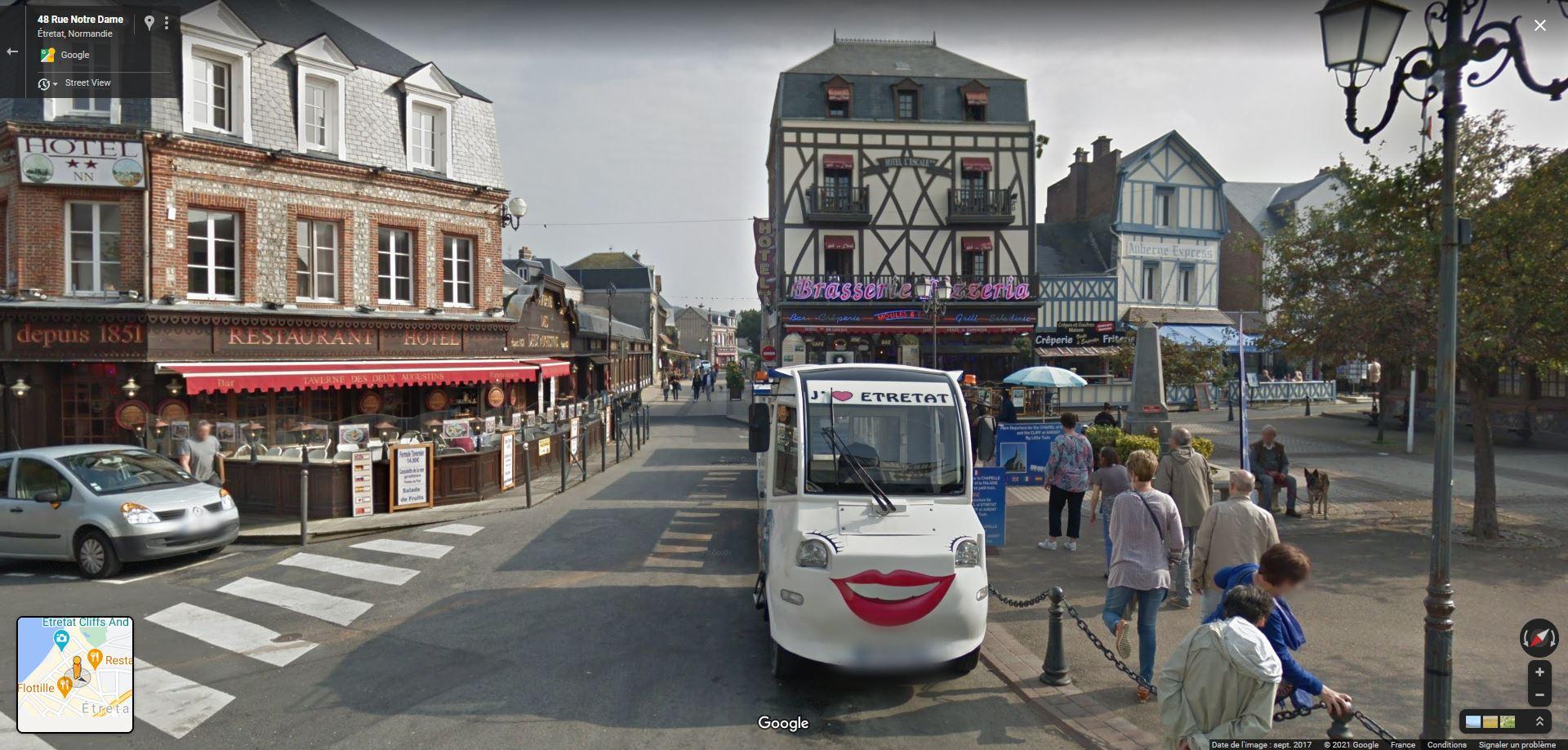 STREET VIEW : les petits trains touristiques - Page 3 Tsge1942