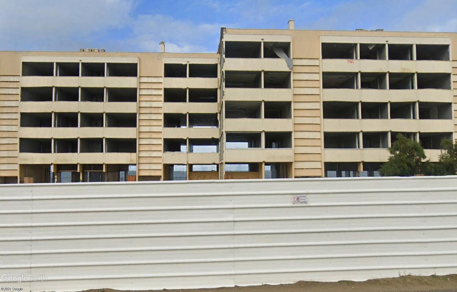 ( Bientôt visible sur Google earth ) La dune Soulac Gironde France Tsge2032