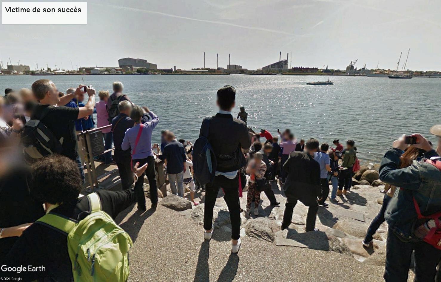 La petite sirene, copenhague, Danemark Tsge2071