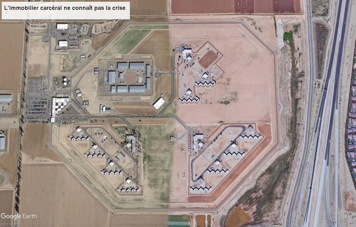 Si t'es pas sage, t'iras en prison... Perryville, Arizona Tsge2073