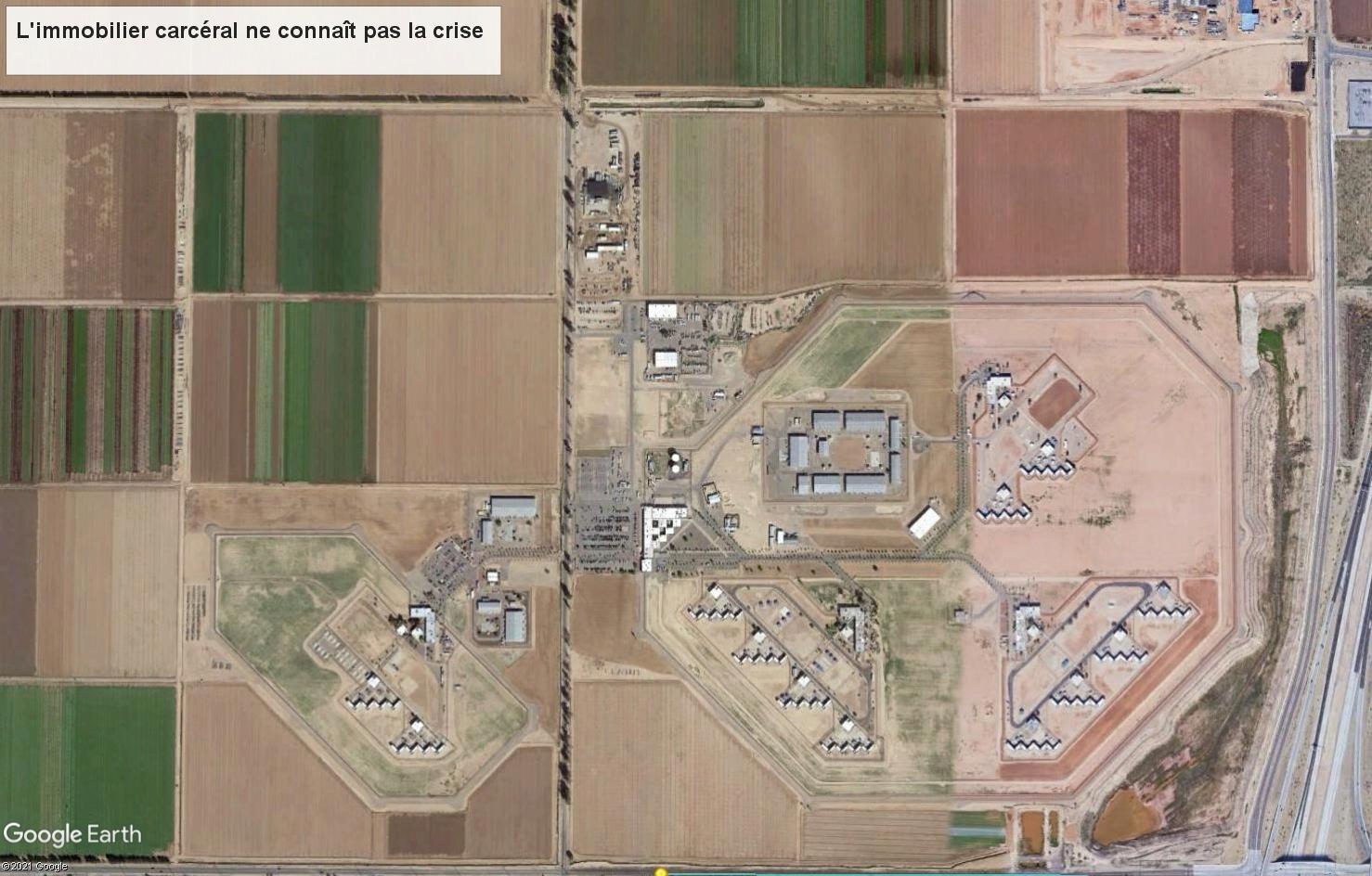 Si t'es pas sage, t'iras en prison... Perryville, Arizona Tsge2075