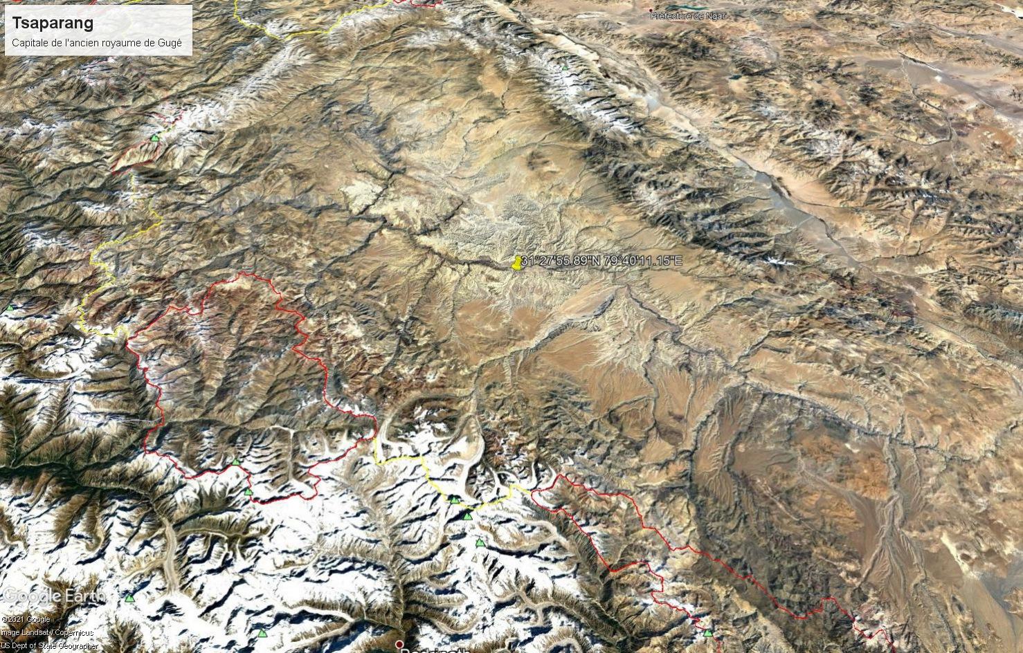 GUGÉ, royaume perdu de l'Himalaya Tsge2082