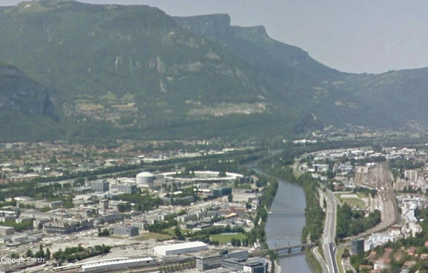 Synchrotron de Grenoble, Isère -  France Tsge2223