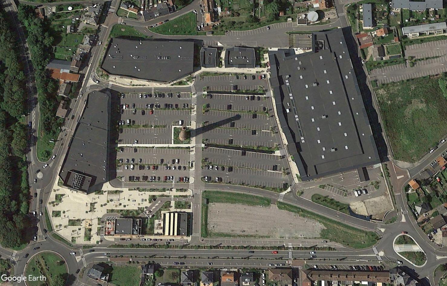 [Enfin visible sur Google-Earth] Futur quartier de la sucrerie à Abbeville, Somme Tsge2242