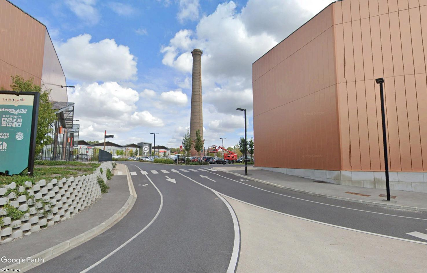 [Enfin visible sur Google-Earth] Futur quartier de la sucrerie à Abbeville, Somme Tsge2243