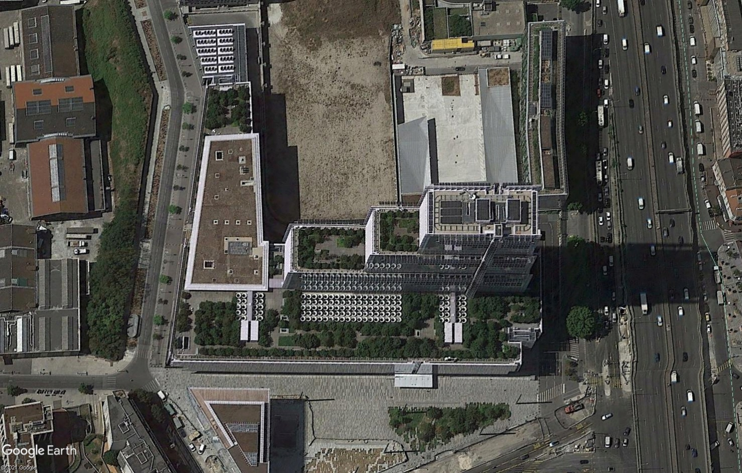[Enfin visible sur Google-Earth] Futur Palais de Justice - Paris Tsge2245