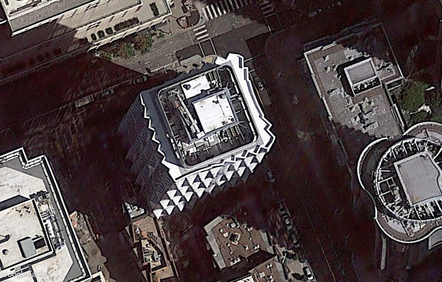 (Désormais visible dans GE) Mira Tower - San Francisco - USA Tsge2354