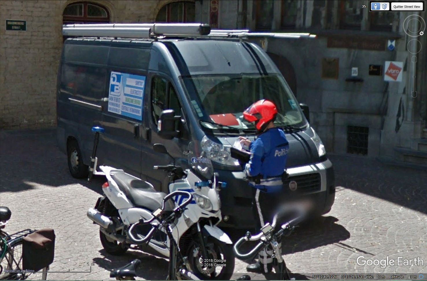 STREET VIEW : la Police en action - Page 3 Tsge_068