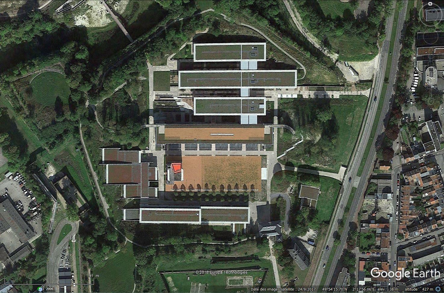 [Désormais visible sur Google Earth] - Nouvelle Université de Picardie Jules-Verne à Amiens Tsge_089