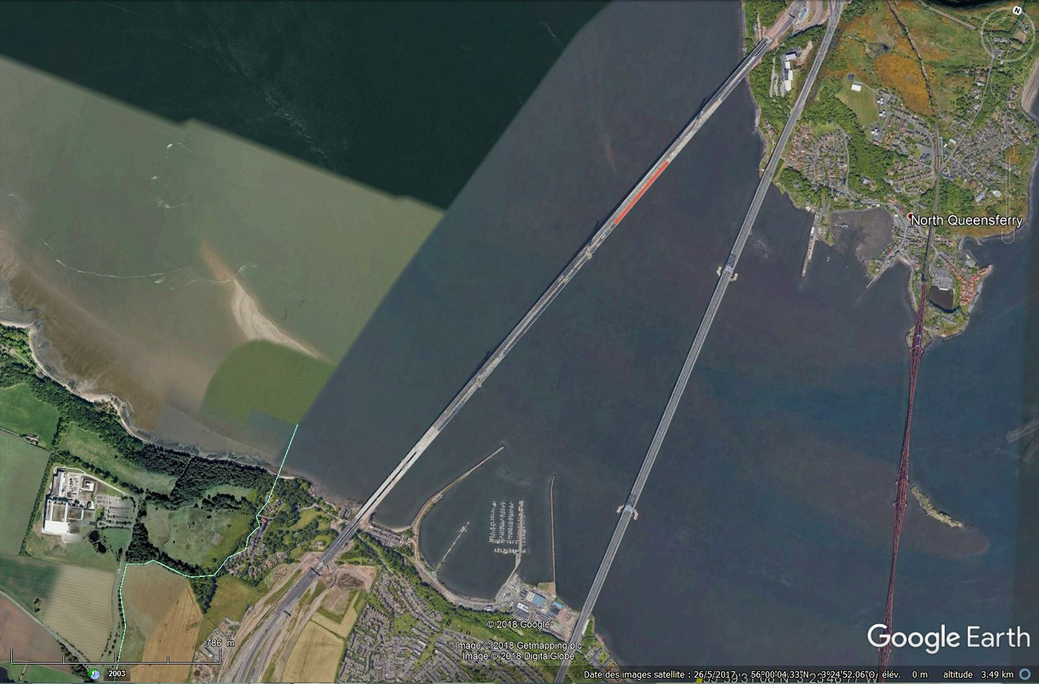 [Désormais visible sur Google-Earth] - Le 3ème pont de Queensferry en Ecosse (Queensferry Crossing)) Tsge_105