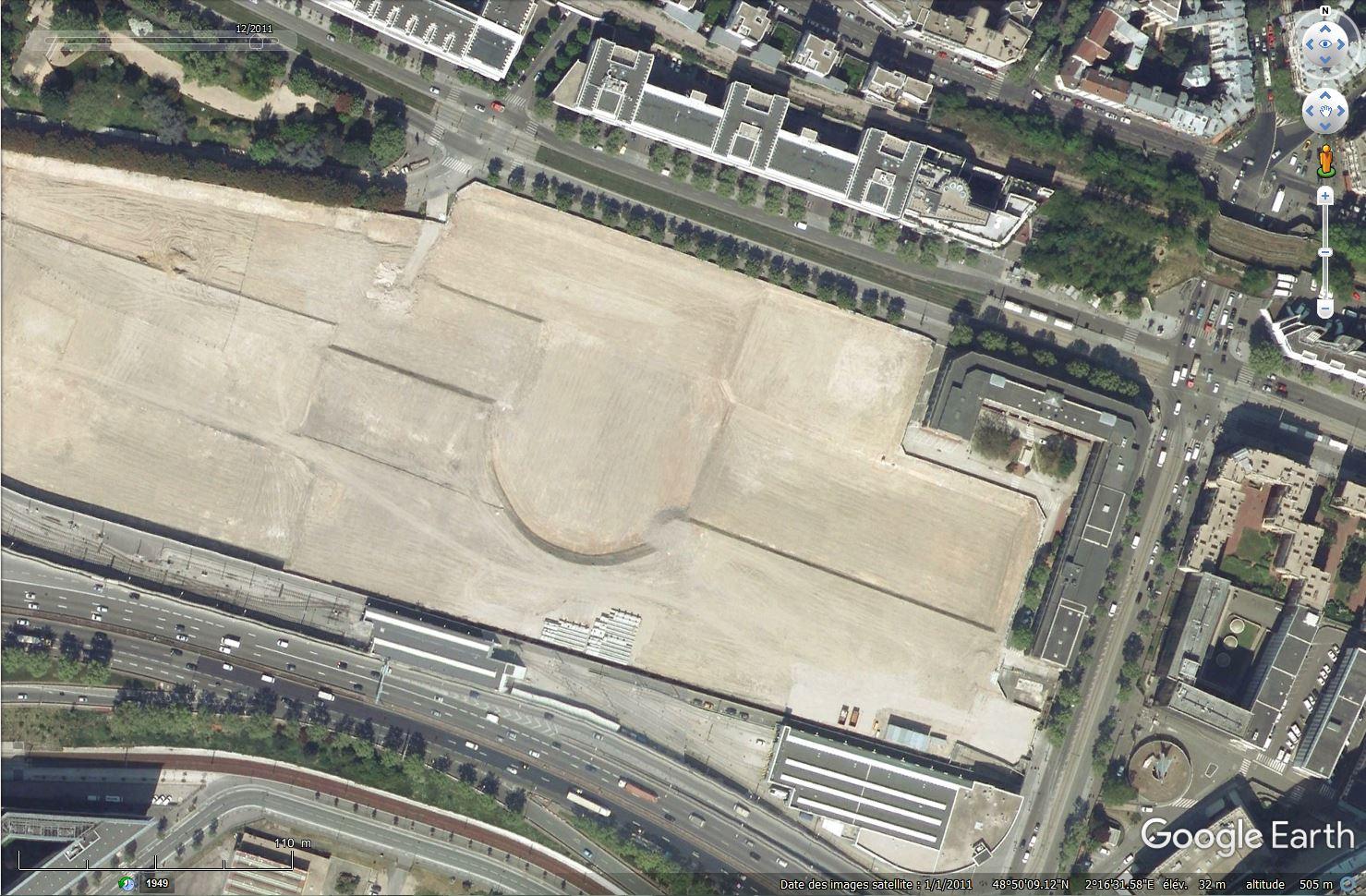 [Désormais visible sur Google Earth] - Futur site du ministère de la Défense (Balard) Tsge_133