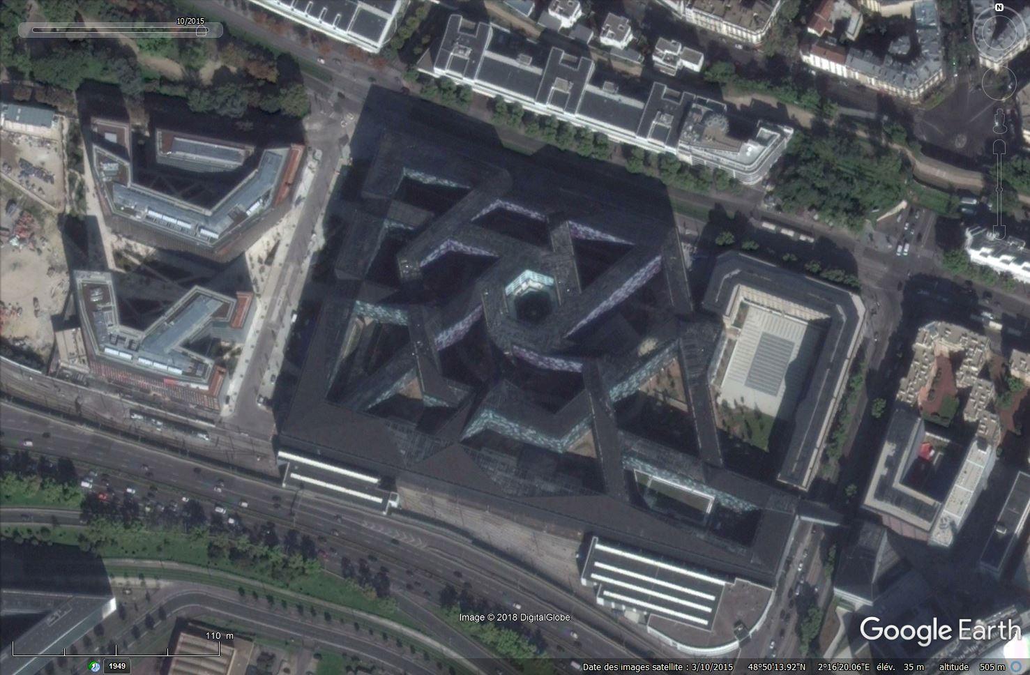 [Désormais visible sur Google Earth] - Futur site du ministère de la Défense (Balard) Tsge_136