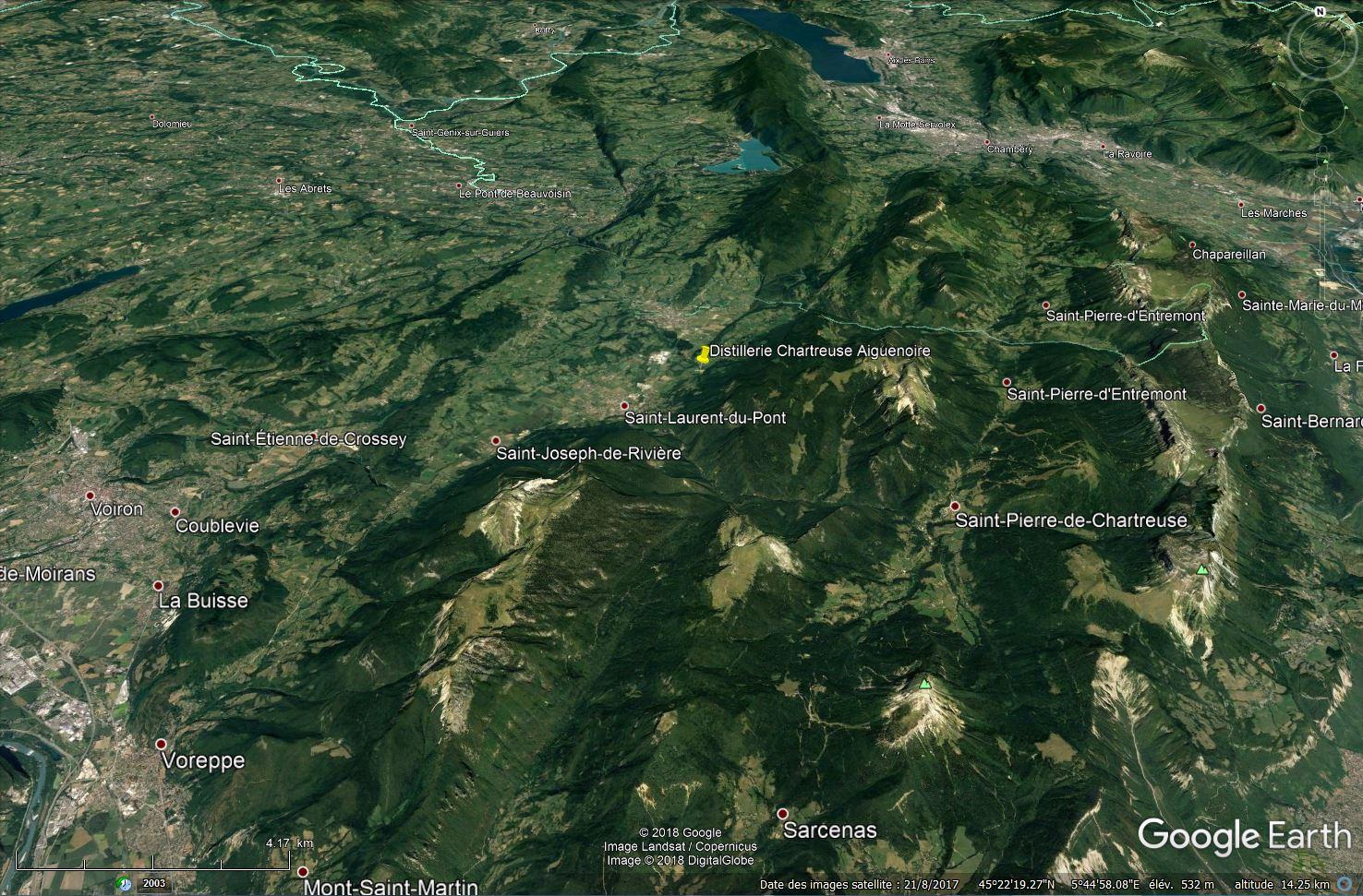 [Bientôt visible sur Google Earth] Nouvelle distillerie de chartreuse, Entre-deux-Guiers, Isère Tsge_162