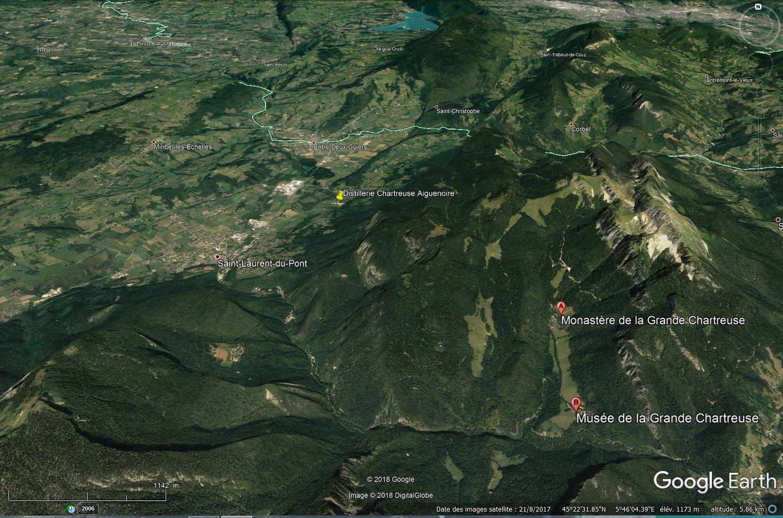[Bientôt visible sur Google Earth] Nouvelle distillerie de chartreuse, Entre-deux-Guiers, Isère Tsge_164