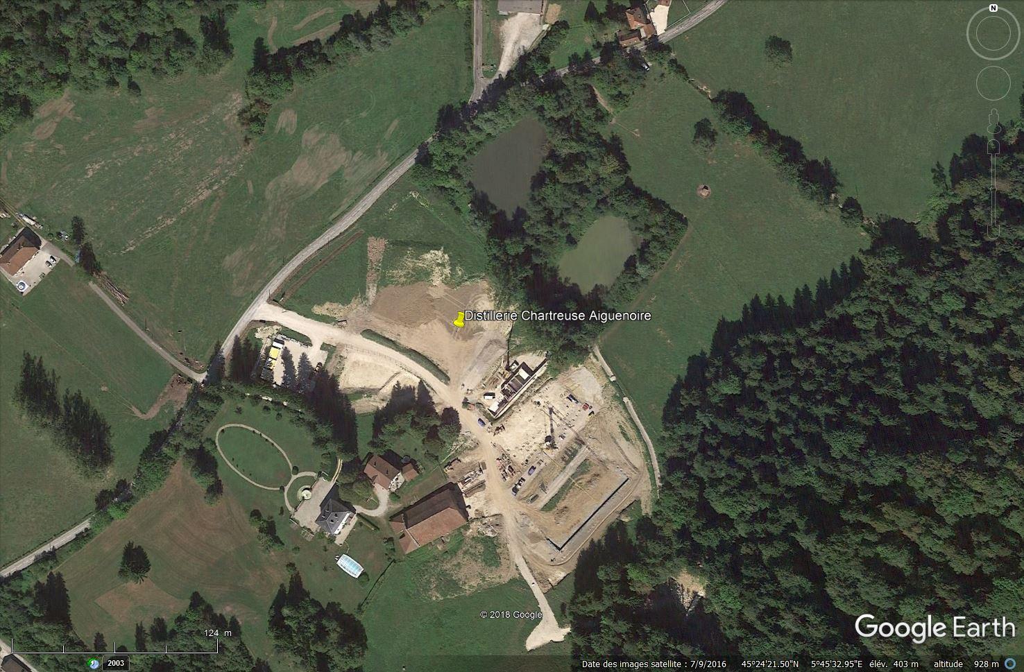 [Bientôt visible sur Google Earth] Nouvelle distillerie de chartreuse, Entre-deux-Guiers, Isère Tsge_165