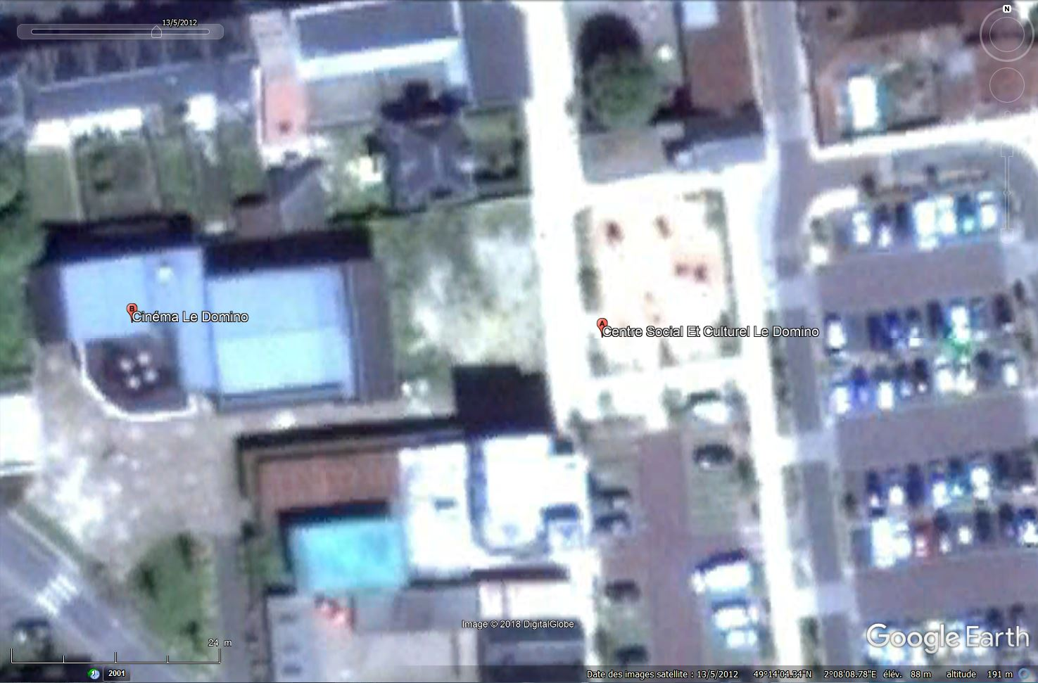 [Désormais visible sur Google Earth] - Centre Culturel de Méru, Oise Tsge_168