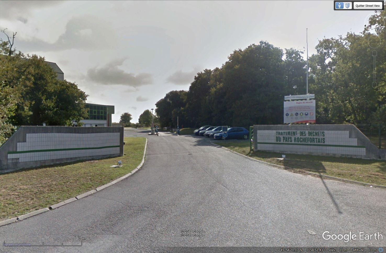 [Désormais visible sur Google Earth] - Unité multi-filières de valorisation des déchets, Echillais (17) Tsge_172