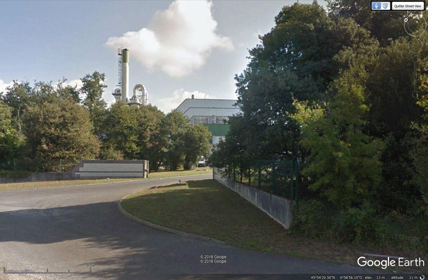 [Désormais visible sur Google Earth] - Unité multi-filières de valorisation des déchets, Echillais (17) Tsge_173
