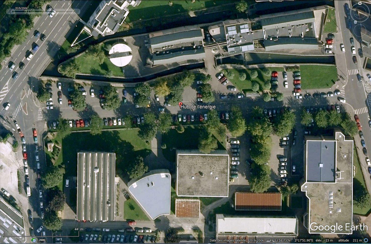 [Désormais visible sur Google Earth] - Plateforme nationale de recherche sur le stockage de l'énergie Tsge_174