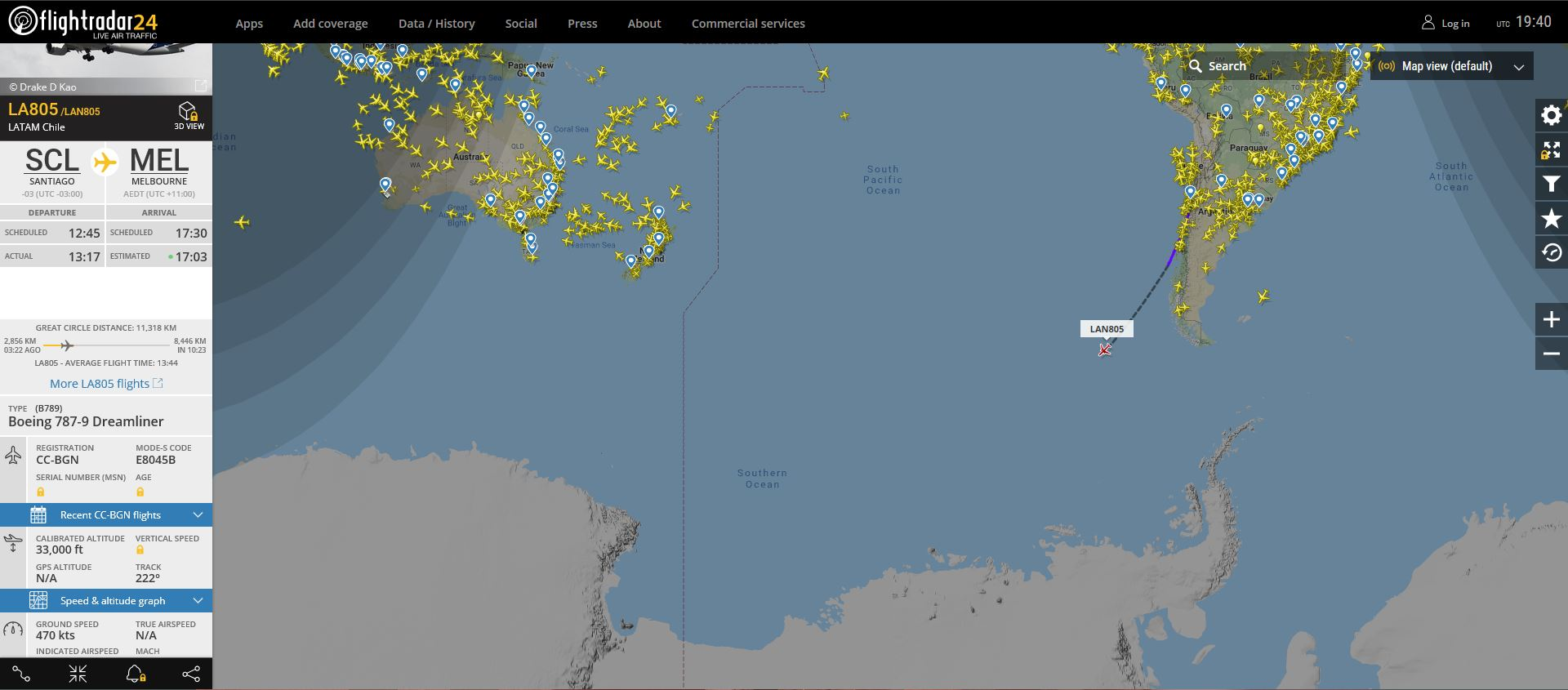 radarvirtuel.com/Flightradar24.com : tous les avions en vol en direct sur une carte - Page 4 Tsge_282