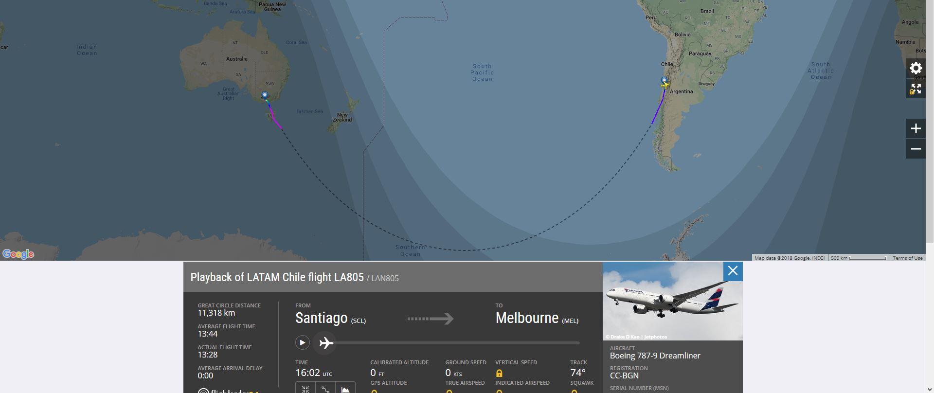 radarvirtuel.com/Flightradar24.com : tous les avions en vol en direct sur une carte - Page 4 Tsge_286