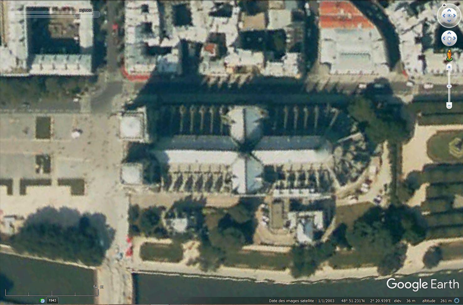Sauvegarde virtuelle, visuelle  & mémorielle de la  Cathédrale Notre Dame de PARIS Tsge_570