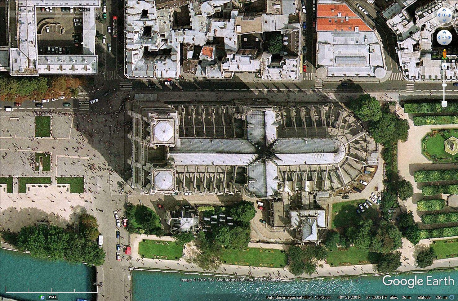 Sauvegarde virtuelle, visuelle  & mémorielle de la  Cathédrale Notre Dame de PARIS Tsge_571