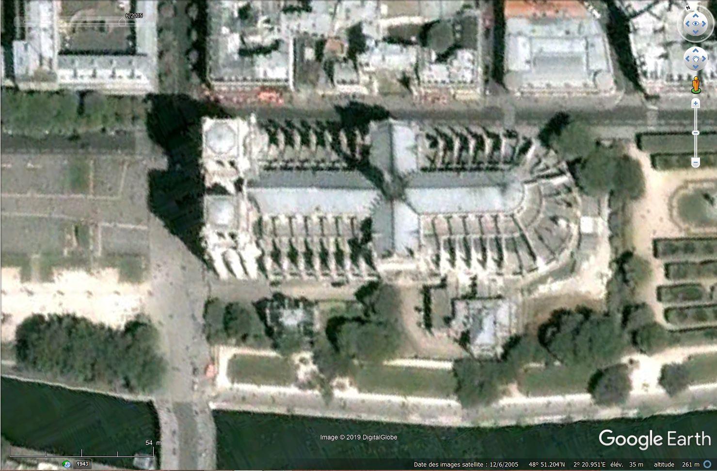 Sauvegarde virtuelle, visuelle  & mémorielle de la  Cathédrale Notre Dame de PARIS Tsge_573