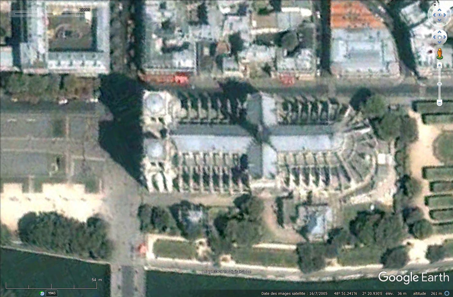 Sauvegarde virtuelle, visuelle  & mémorielle de la  Cathédrale Notre Dame de PARIS Tsge_574