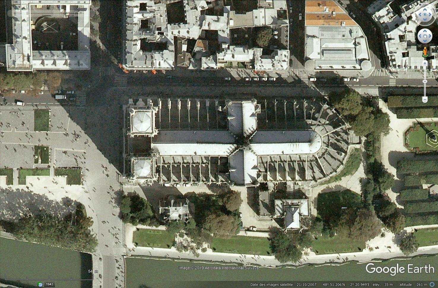 Sauvegarde virtuelle, visuelle  & mémorielle de la  Cathédrale Notre Dame de PARIS Tsge_575