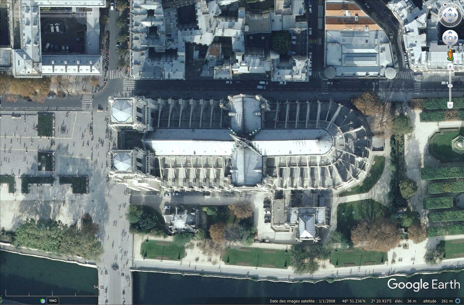 Sauvegarde virtuelle, visuelle  & mémorielle de la  Cathédrale Notre Dame de PARIS Tsge_576
