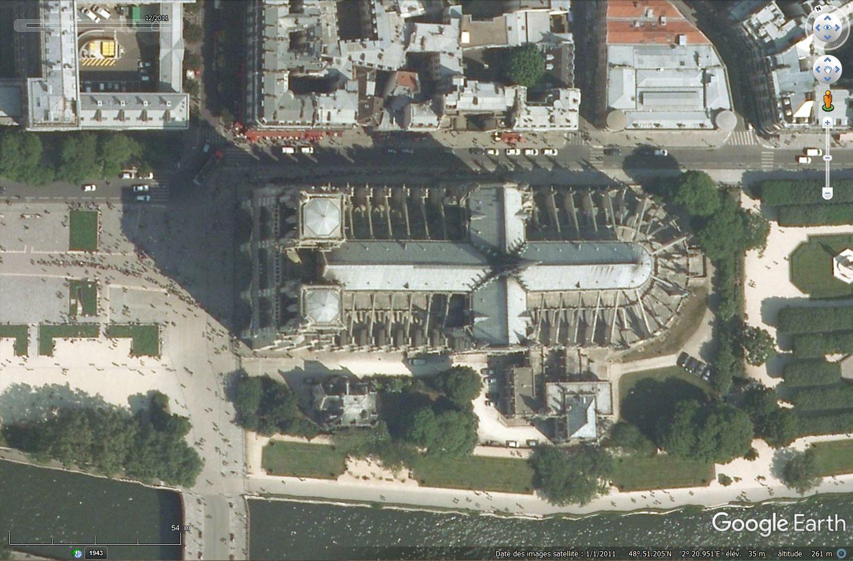 Sauvegarde virtuelle, visuelle  & mémorielle de la  Cathédrale Notre Dame de PARIS Tsge_577