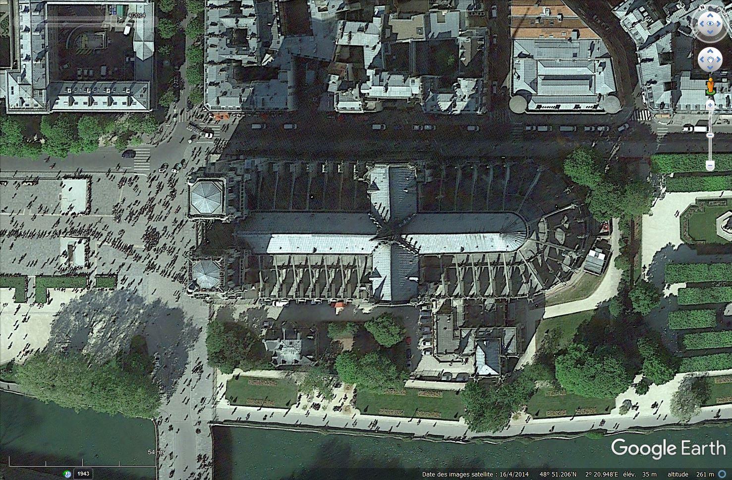 Sauvegarde virtuelle, visuelle  & mémorielle de la  Cathédrale Notre Dame de PARIS Tsge_578