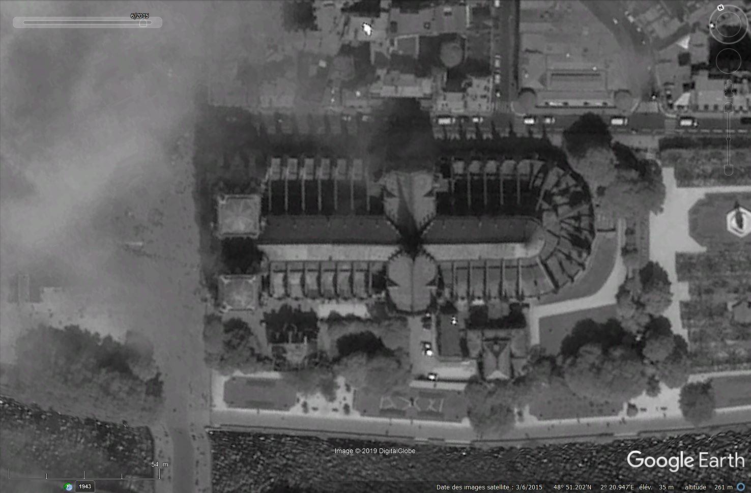 Sauvegarde virtuelle, visuelle  & mémorielle de la  Cathédrale Notre Dame de PARIS Tsge_583