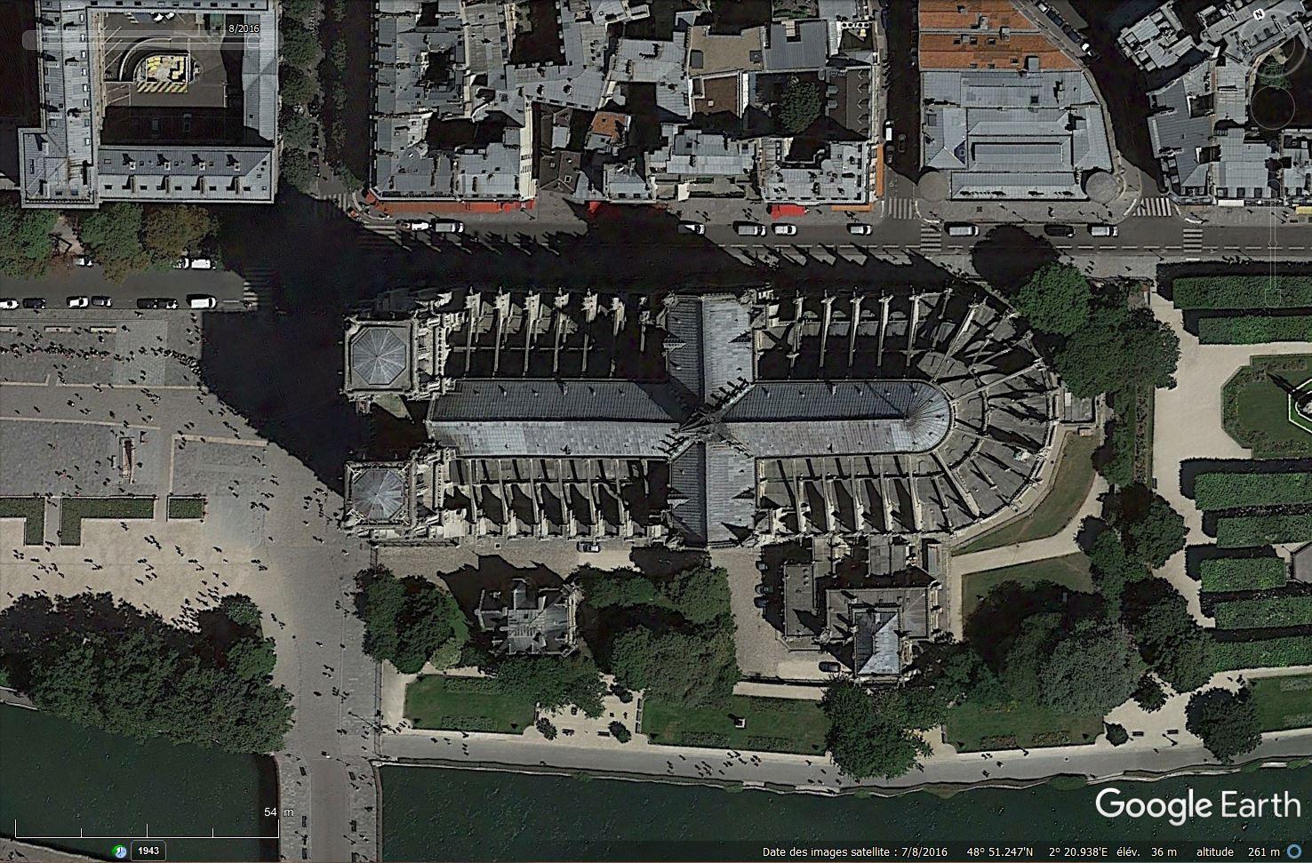 Sauvegarde virtuelle, visuelle  & mémorielle de la  Cathédrale Notre Dame de PARIS Tsge_585