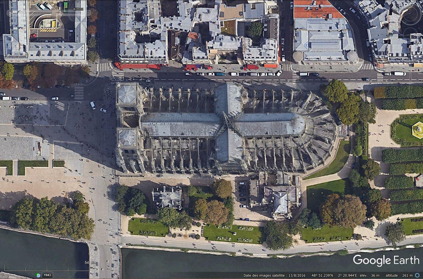 Sauvegarde virtuelle, visuelle  & mémorielle de la  Cathédrale Notre Dame de PARIS Tsge_586
