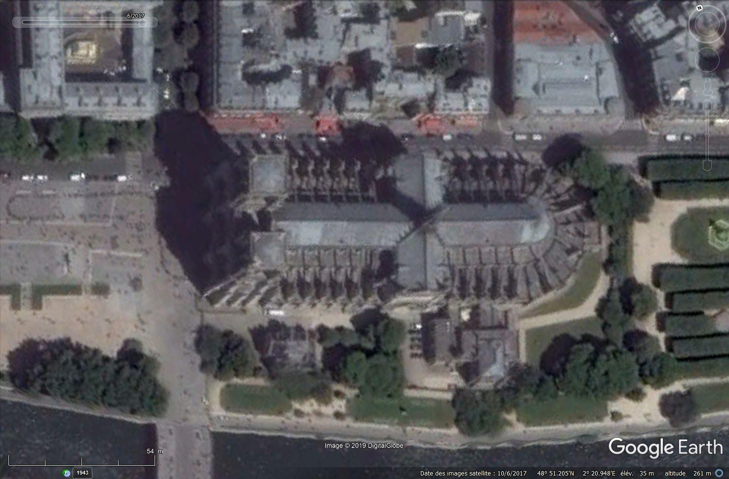 Sauvegarde virtuelle, visuelle  & mémorielle de la  Cathédrale Notre Dame de PARIS Tsge_588