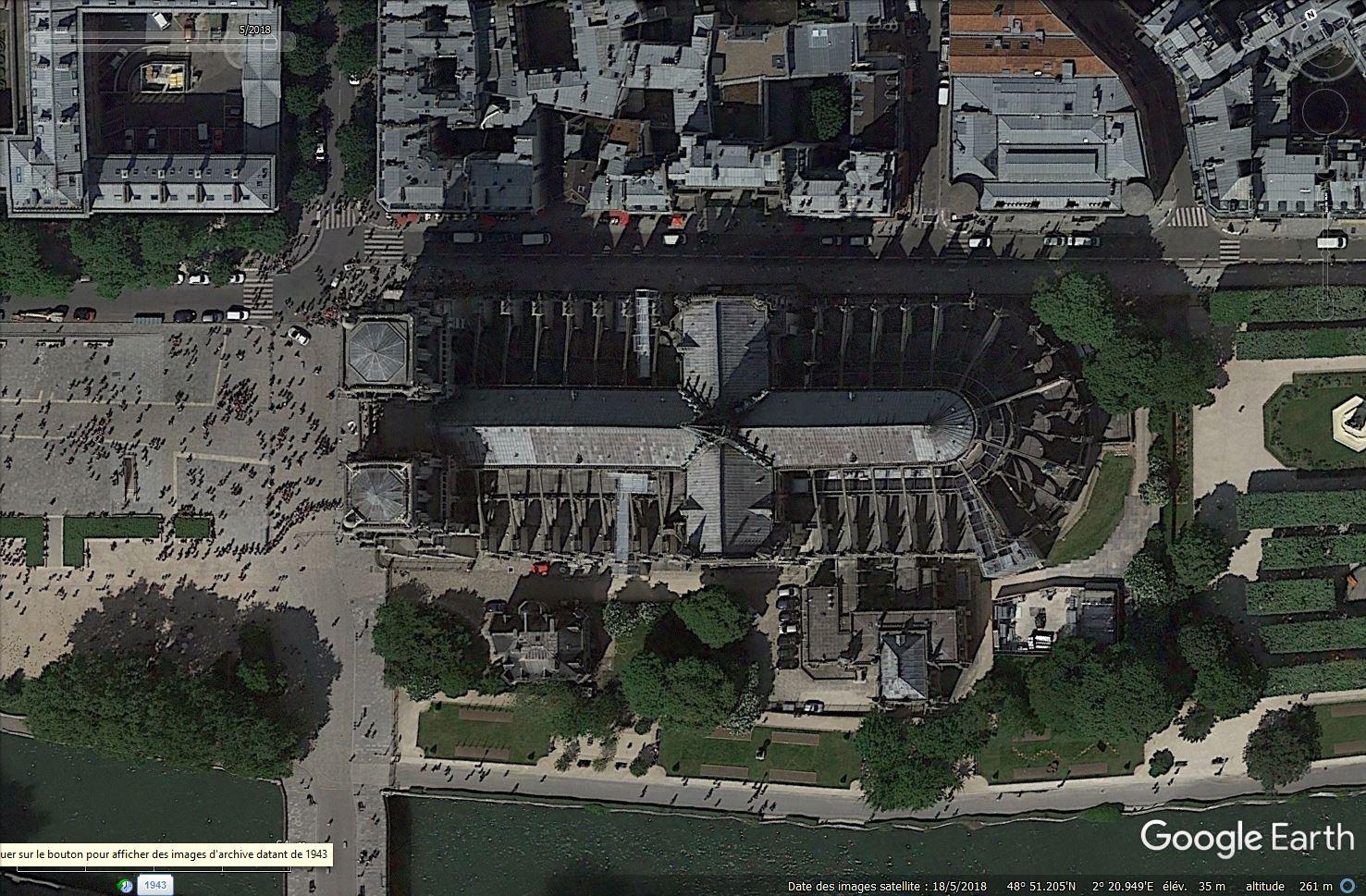 Sauvegarde virtuelle, visuelle  & mémorielle de la  Cathédrale Notre Dame de PARIS Tsge_590