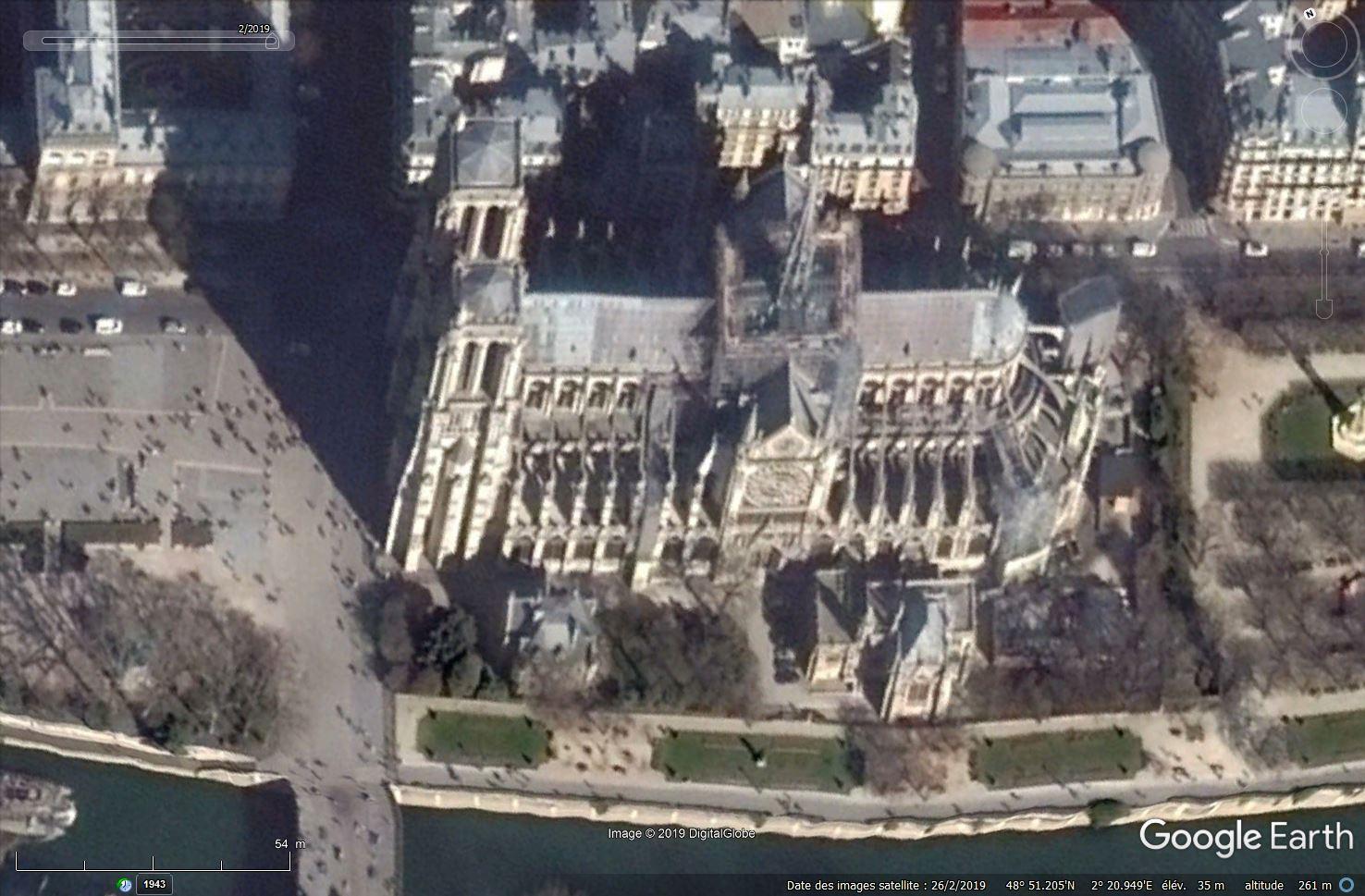 Sauvegarde virtuelle, visuelle  & mémorielle de la  Cathédrale Notre Dame de PARIS Tsge_593