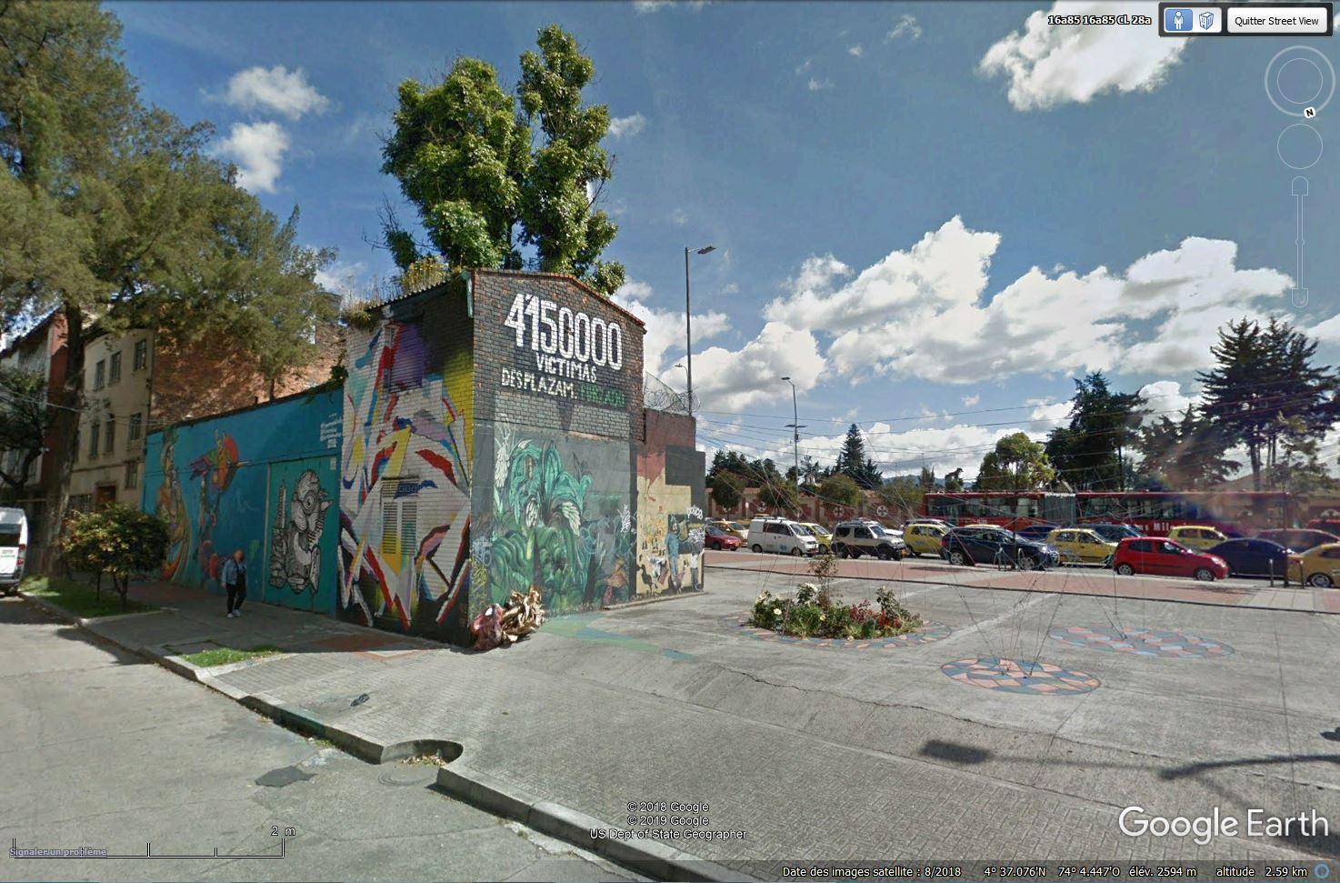 Comment remplacer du béton par des fleurs ? [Teusaquillo, Bogotá - Colombie] Tsge_624