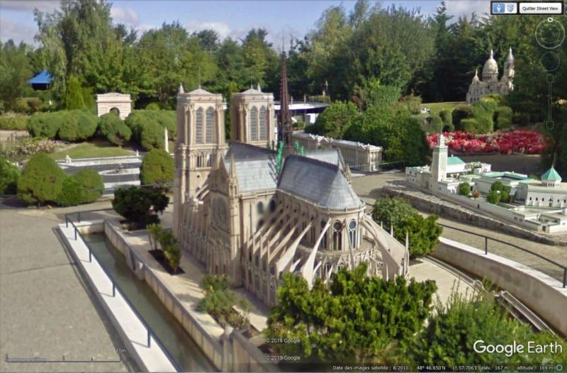 Parc France Miniature, Elancourt, Yvelines, 78, France Tsge_811