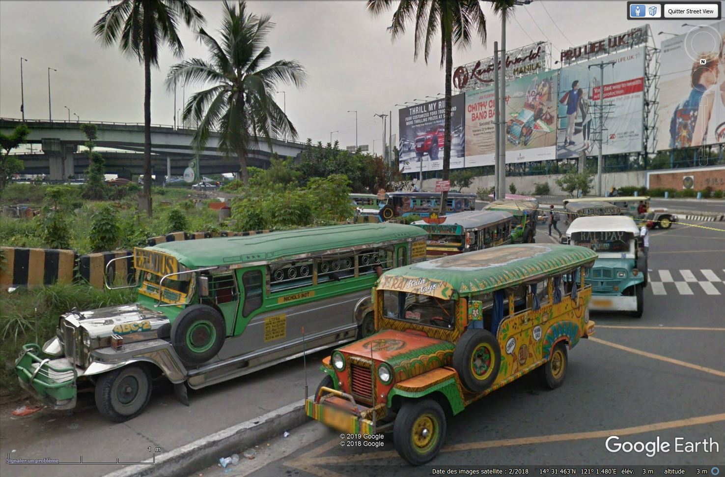 STREET VIEW : à la découverte des Jeepneys - Philippines - Page 2 Tsge_921