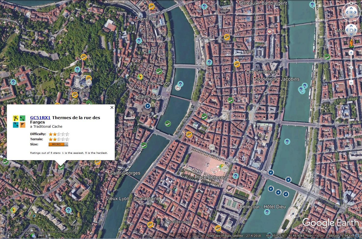 [KML] Geocaching Google Earth Viewer Tsge_970